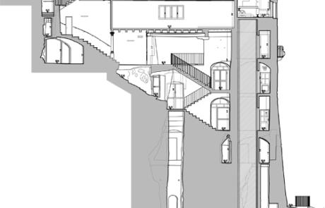 Rilievo architettonico Museo Archeologico al Teatro Romano, Verona
