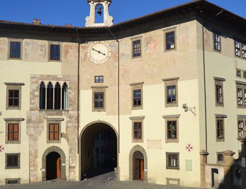Biblioteca della Scuola Normale Superiore, Pisa