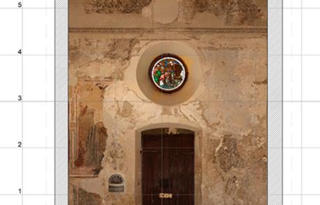 Rilievo Laser scanner Cappella S.Apollinare in Villa Alessandri, Fiesole (FI)
