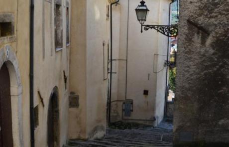 Aggregato numero 8, Castel di Ieri (AQ)