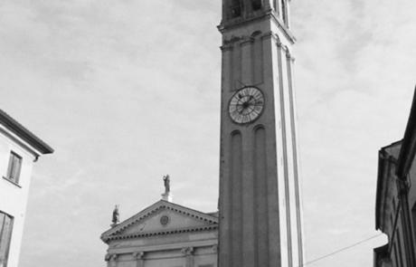 Campanile di San Martino di Lupari (PD)