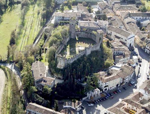 Scaligero Castle, Ponti sul Mincio, Northern Italy