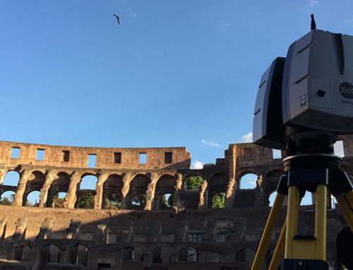 Le Colisée, Roma