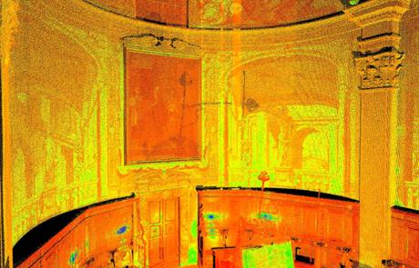 laser scanner firenze