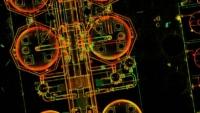 Petrignano rilievo laser scanner impianto copertina