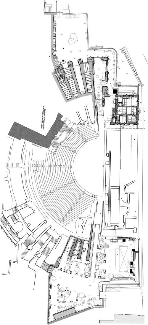 Teatro romano, Verona