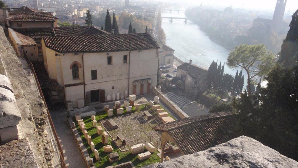 Museo Archeologico al Teatro Romano, Verona