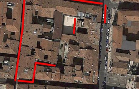 Complesso palazzo Forti, Verona