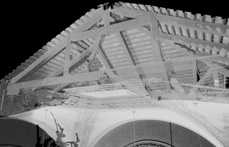 Rilievo Laser scanner, Verona