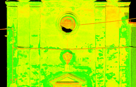 Rilievo laser scanner Lucca, Toscana