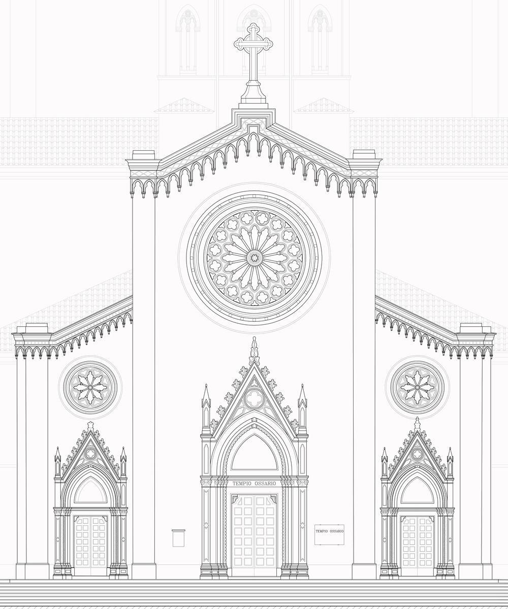 Tempio Ossario, Bassano del Grappa (VI)