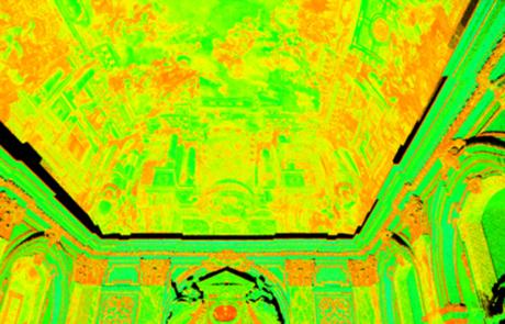 Rilievo Laser scanner, Pisa