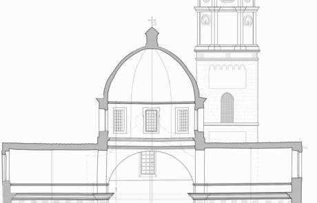 Chiesa di San Sabastiano, Ussana (CA)