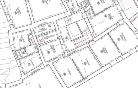 Rilievo Architettonico Laser scanner