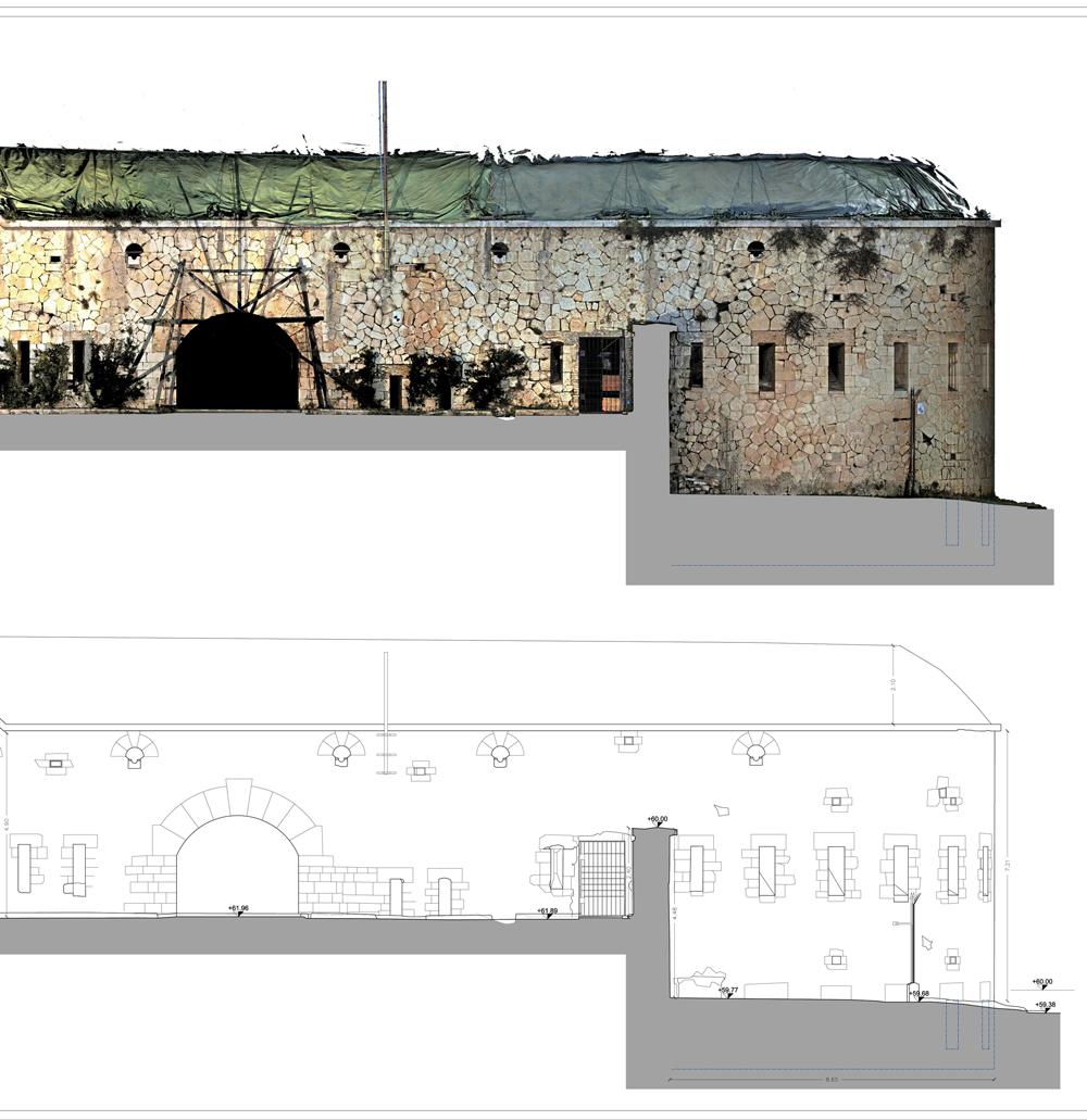 Bastione San Giorgio, Verona