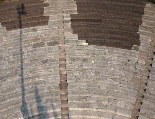 Roman Theatre, Verona