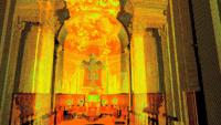 Rilievo Laser scanner badia fiorentina di Firenze