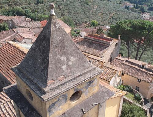 Chiesa di Santa Maria della Neve, Calci (Pi)